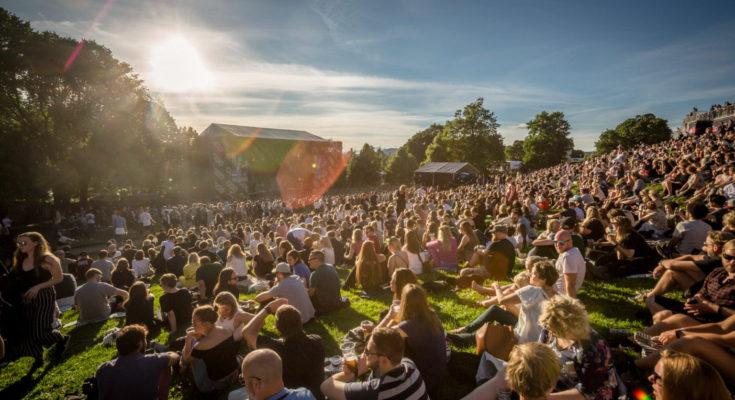 Bilde av Øyafestivalen, kilde Øyafestivalen